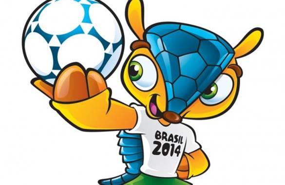 Mascota oficial del Mundial de fútbol Brasil 2014