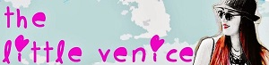 The little Venice blog