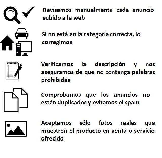Validación de anuncios en Clasf Venezuela