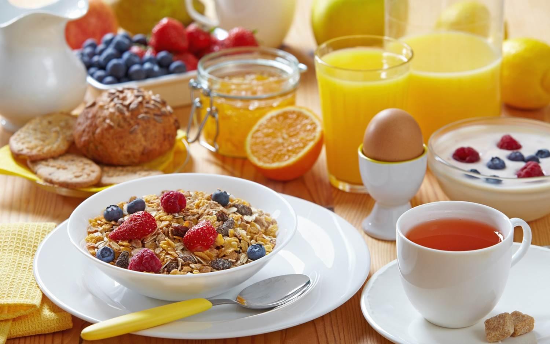 Consejos para la hora del desayuno