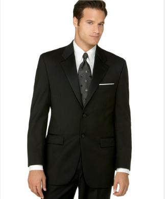 El traje masculino perfecto