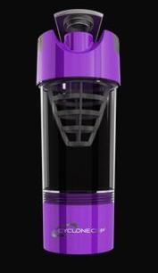 Cycle cup, el vaso mezclador de proteína