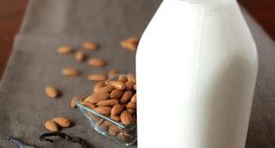 Cómo hacer leche de almendras casera
