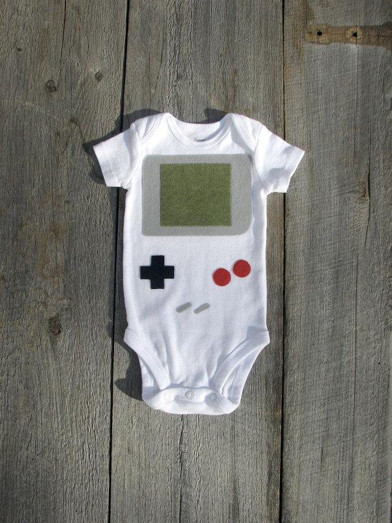 Mono de Nintendo para bebés